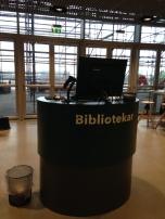 accueil bibliothécaire